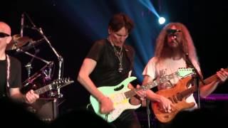 Melhor Jam de 2016 - Joe Satriani, Steve Vai, Guthrie Govan  G3 concert