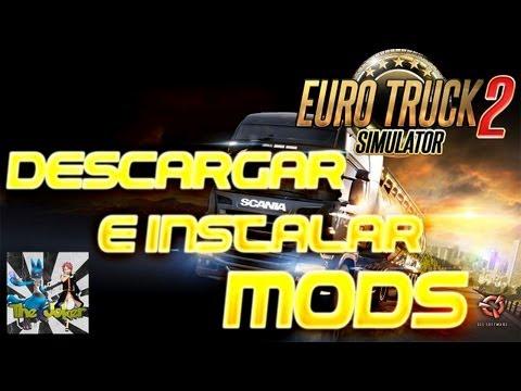 Mejores Mods para Euro Track Simulator 2