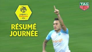 Résumé 3ème journée - Ligue 1 Conforama / 2018-19