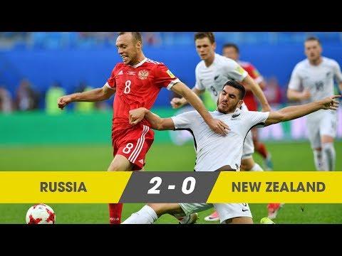 Nueva Zelanda 2 vs 0 Nueva Caledonia | RUMBO A RUSIA 2018 from YouTube · Duration:  3 minutes 20 seconds