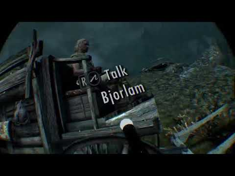 Skyrim VR Playthrough Part 28 (Part 3) |