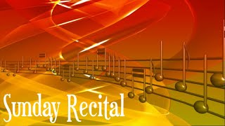 Recital 14 - Parents, past students and teachers