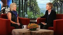 Theresa Caputo Reads Ellen's Audience