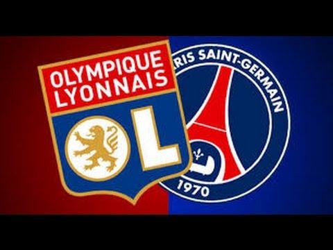 LYON VS PSG- LIVESTREAM GAME