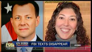Rep Ron DeSantis I Dont Believe FBI Phone Text Messages Just Dont Disappear in Glitch