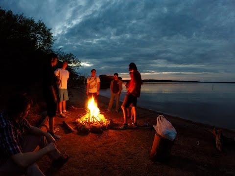Jordan Lake Camping