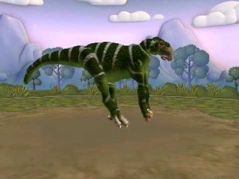 Spore New Hadrosaur