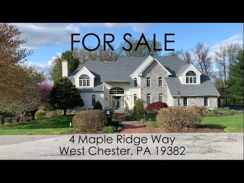 4 Maple Ridge Way West Chester PA 19382