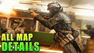All Map Details & Gameplay - Operation Underground, Marita, Al Sundan