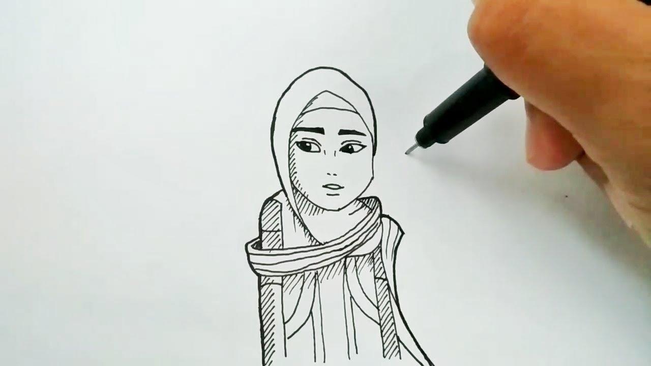 Menggambar Ejen Iman versi kartun 2D Animasi Ejen Ali musim 2