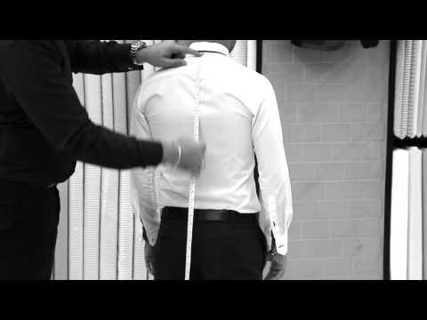 Vest Back Length Measurement