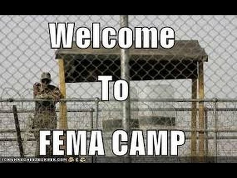 NWO- Obama speaks about Terrorism and FEMA camps ( prolonged detention )