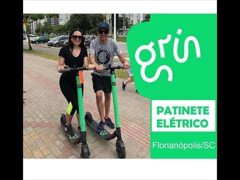 GRIN | PATINETE ELÉTRICO | FLORIPA/SC