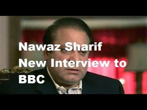 Nawaz Sharif's Interview to BBC