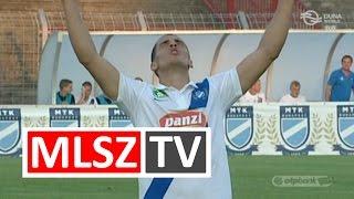 MTK Budapest - DVTK | 5-0 | OTP Bank Liga | 4. forduló | MLSZ TV