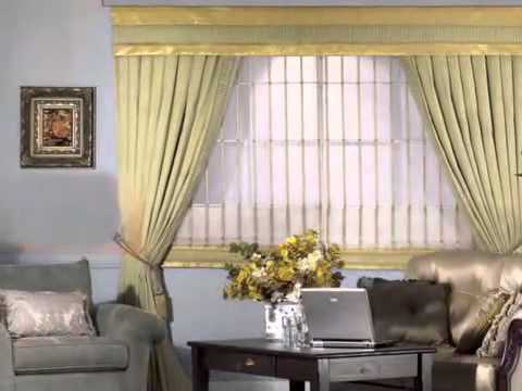 Curtains & Soft Furnishings - Dream Curtain Designs