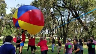 HFCAC Annual Picnic - August 11, 2018 - Giant Volleyball