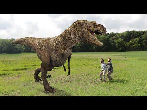 Jurassic World Fan Film