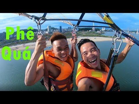 PHD | Đi Biển Chơi Tưởng Không Phê Mà Phê Không Tưởng | Cruise