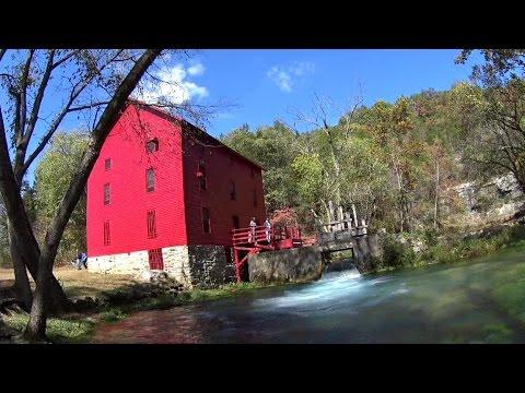 Alley Springs Mill on Jacks Fork Ozark Rendezvous 2015