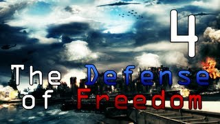 [4] The Defense of Freedom (World in Conflict w/ GaLm)