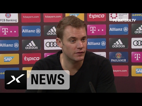 Manuel Neuer über Holger Badstuber, Franck Ribery und FC Schalke 04 | FC Bayern München