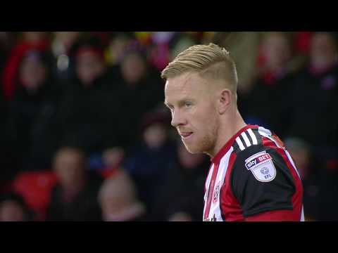 Blades 1-2 Bristol City - match action