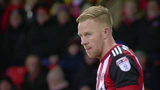 Blades 1-2 Bristol City - match action