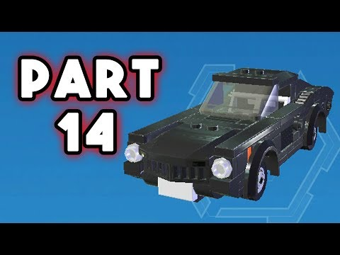 LEGO City Undercover - LBA - Episode 14 - Fast & Furious Supercar!!!