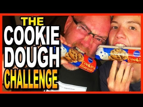 Generate Cookie Dough Challenge - Father vs Son - Who will win? Images