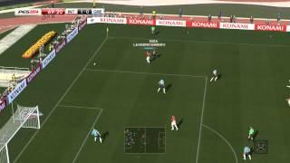 PES 2014 - Internacional vs Gremio Porto Alegre - Gameplay PC