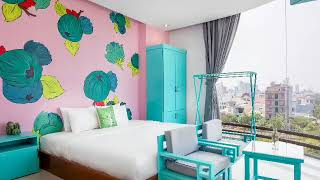Raon Apartment and Hotel - The best cheapest hotel in Da Nang Beach