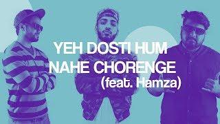 Episode 29 | Ye Dosti Hum Nahi Chorenge (feat. Hamza) | The JoBhi Show