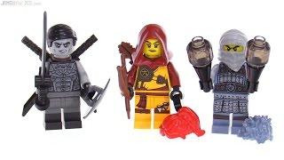LEGO Ninjago Accessory Set Review!  853687