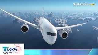 乘客驚魂! 「花8小時、遇3亂流」班機抵琉球
