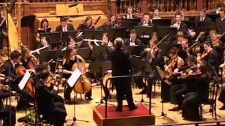 Yuri Simonov conducts Enescu