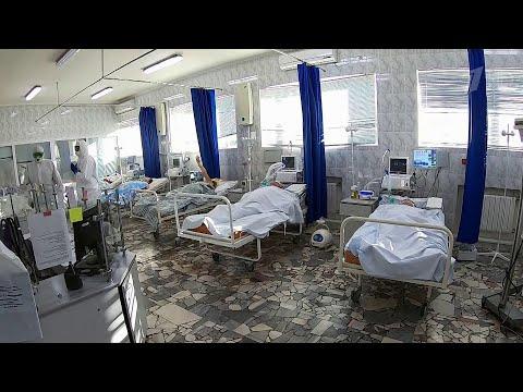 В России за сутки выявлено 24 326 новых случаев коронавируса.