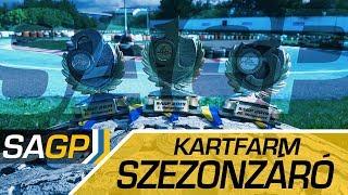 SAGP 2019/09-10 - Kartfarm - Szezonzáró futamok