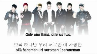 [MP3 DL] Block B (블락비) - Your Umbrella (너의 우산) [ENG-SUB + LYRICS]