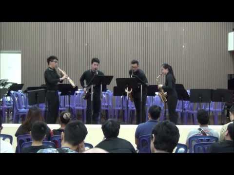 APSA 2016 Student Concert - Fly Quartet