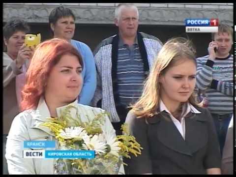 Никита Белых побывал с рабочей поездкой в Яранском районе (ГТРК Вятка)