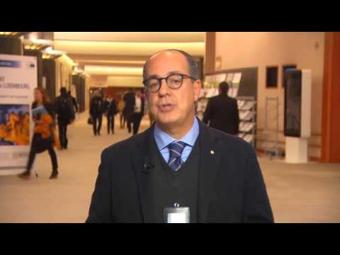 IX Green Globe Banking Conference & Award | Video saluto di Paolo De Castro