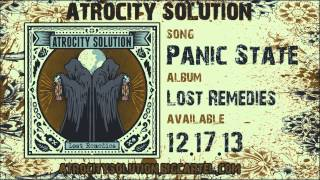 Watch Atrocity Solution Panic State video