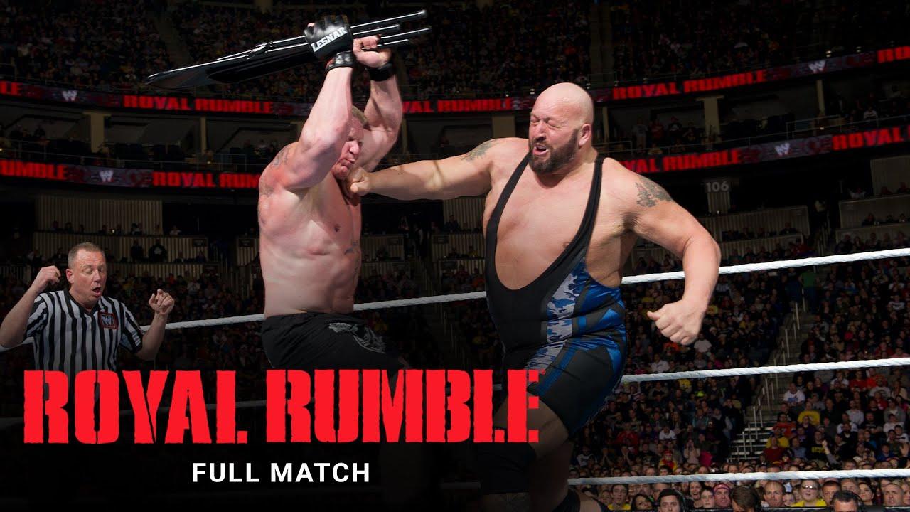 Download FULL MATCH - Big Show vs. Brock Lesnar: Royal Rumble 2014