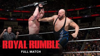 FULL MATCH - Big Show vs. Brock Lesnar: Royal Rumble 2014
