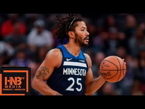 Minnesota Timberwolves vs Memphis Grizzlies Full Game Highlights | 11.18.2018, NBA Season