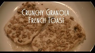 Qvc Kitchenaid Hand Mixer Review Making O Made Granola Crunchy French Toast Recipe