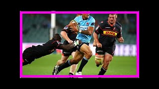 Breaking News | NSW Waratahs beaten 39-27 by Chiefs in Super Rugby: scores, highlights, video