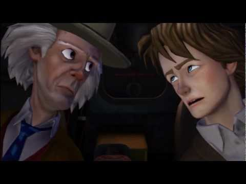 Back To The Future: Episode 2: Get Tannen! HD - Part 1