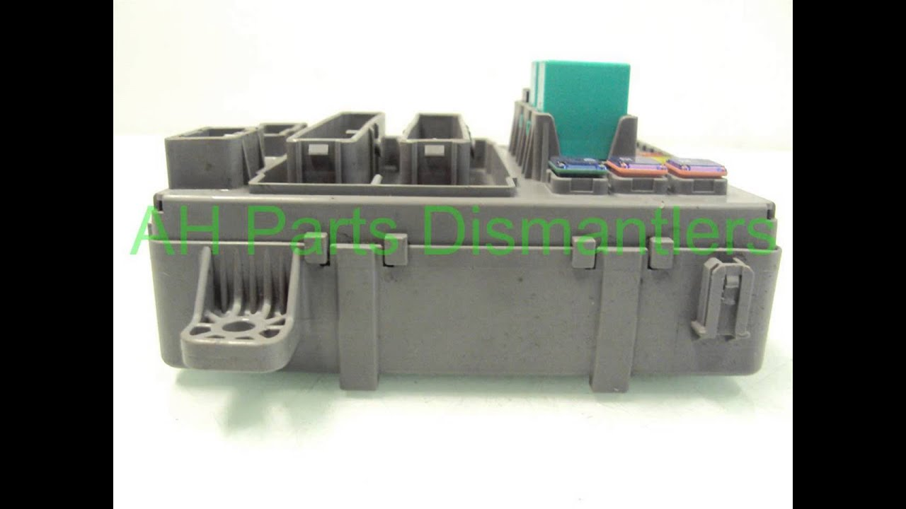 maxresdefault 2007 acura mdx rear fuse box 38220 stx a11 ahparts com used 2007 mdx fuse box at creativeand.co